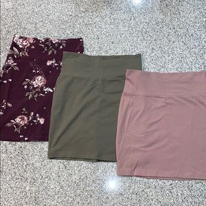 Charlotte Russe Pencil Skirt PACKAGE DEAL!